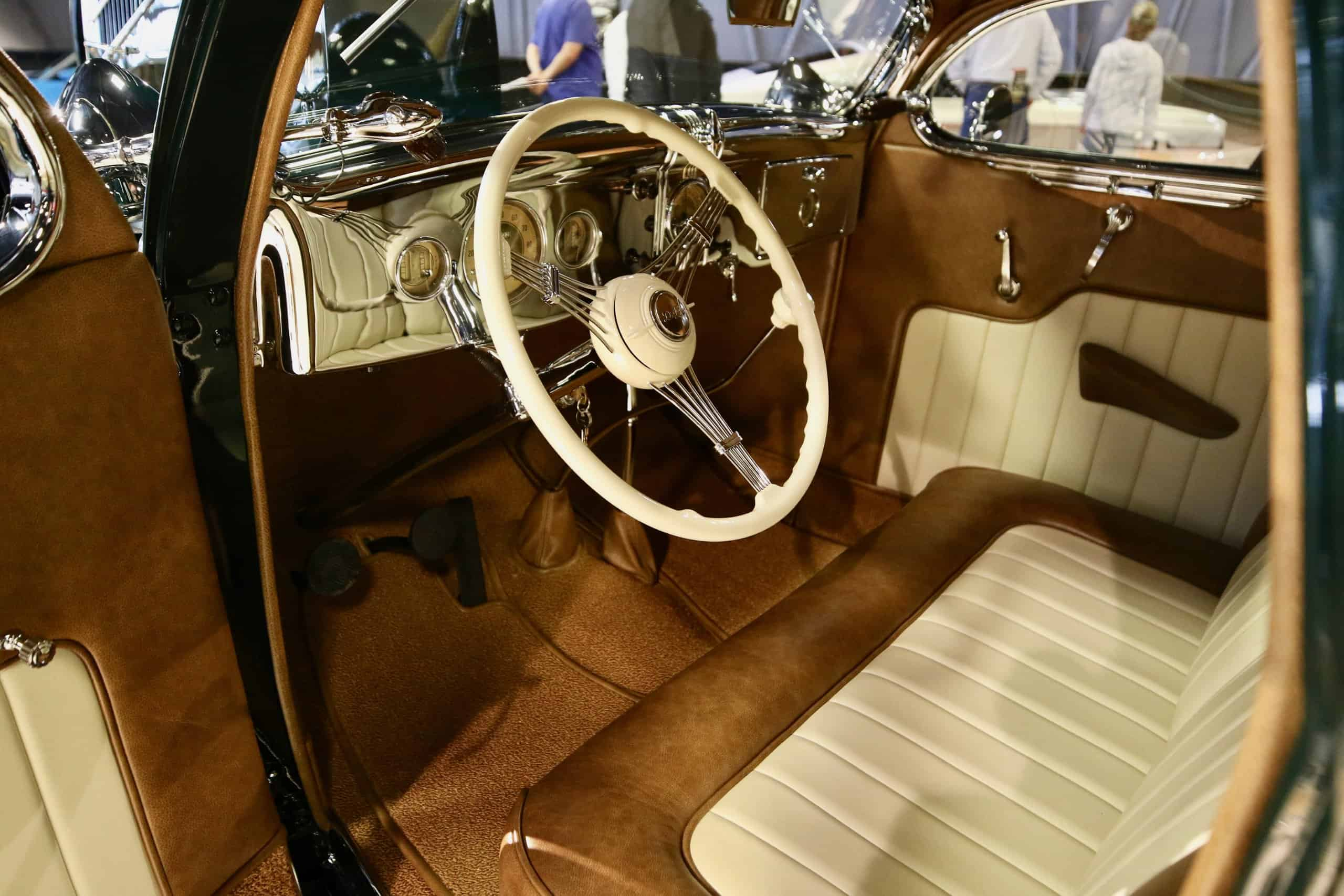 Sacramento Autorama, Grandfather's '36 Ford wins top honors at Sacramento Autorama, ClassicCars.com Journal