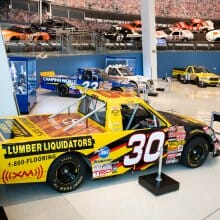 NASCAR Hall celebrates 25 years of Haulin'