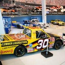 NASCAR Hall celebrates 25 years of Haulin'