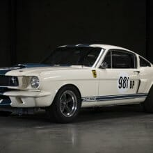 Awaken your inner Ken Miles: An extremely limited edition 1965 GT350
