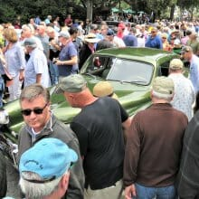 Carmel city council votes to limit and control Monterey Car Week events