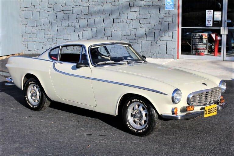 Saintly Swede: 1967 Volvo 1800S