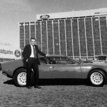 Alejandro De Tomaso: Three iconic sports cars