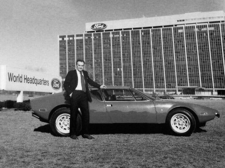 Alejandro De Tomaso: Three iconic sports cars