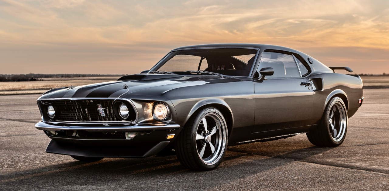 This 69 Mustang Mach 1 Packs A 1 000 Horsepower Kick Classiccars Com Journal