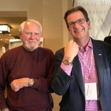 Farewell to a friend, Clive Cussler