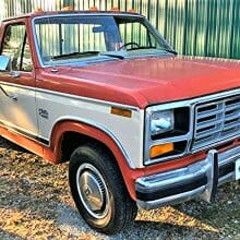 Still Ford Tough: 1983 F-150 XLT pickup in original condition