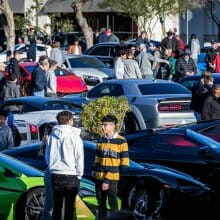 'Car People' ruin another car show