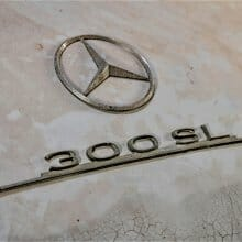 The origins of the Mercedes-Benz 3-pointed star logo
