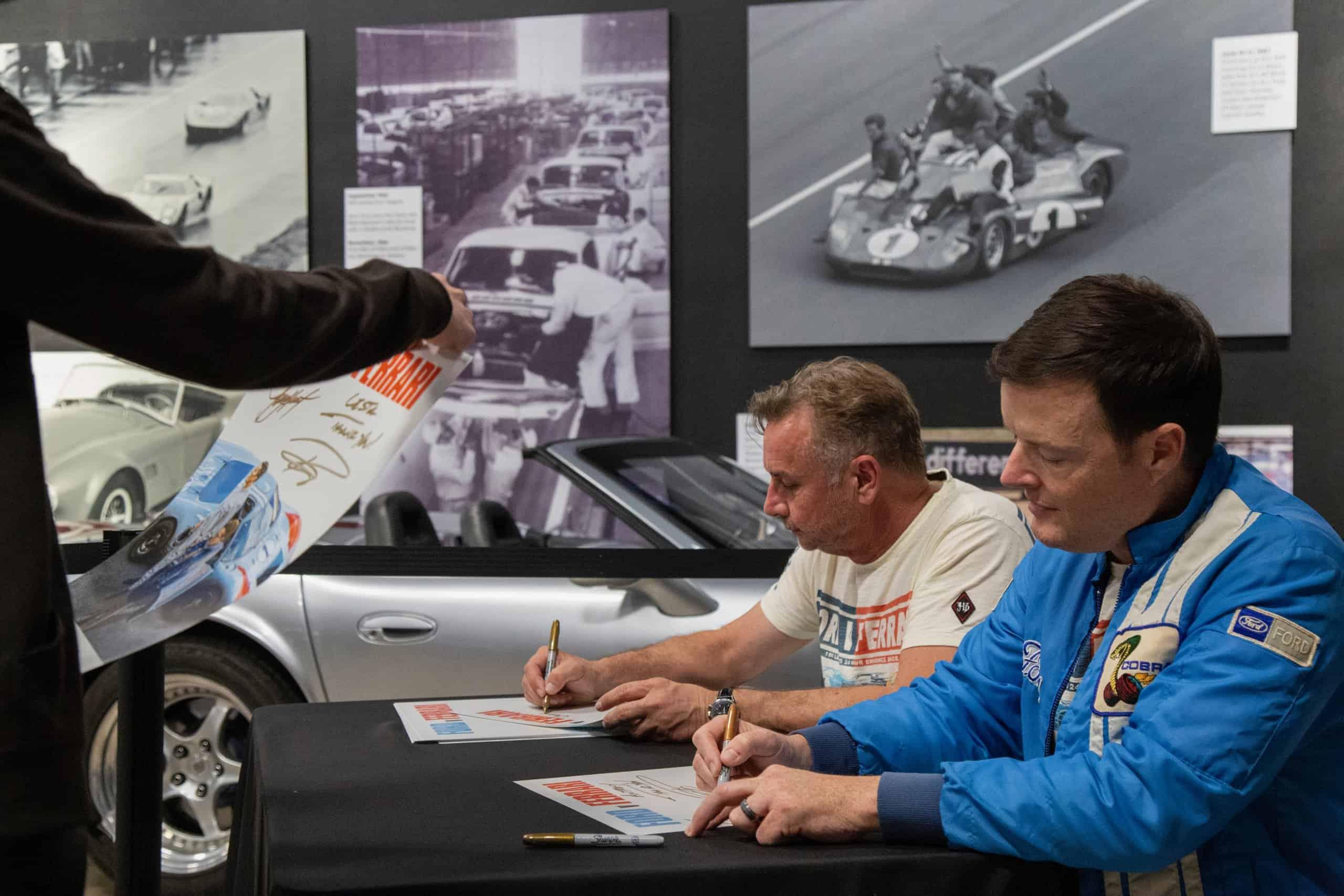 Ford v Ferrari, Meet the reel stars of 'Ford v Ferrari', ClassicCars.com Journal