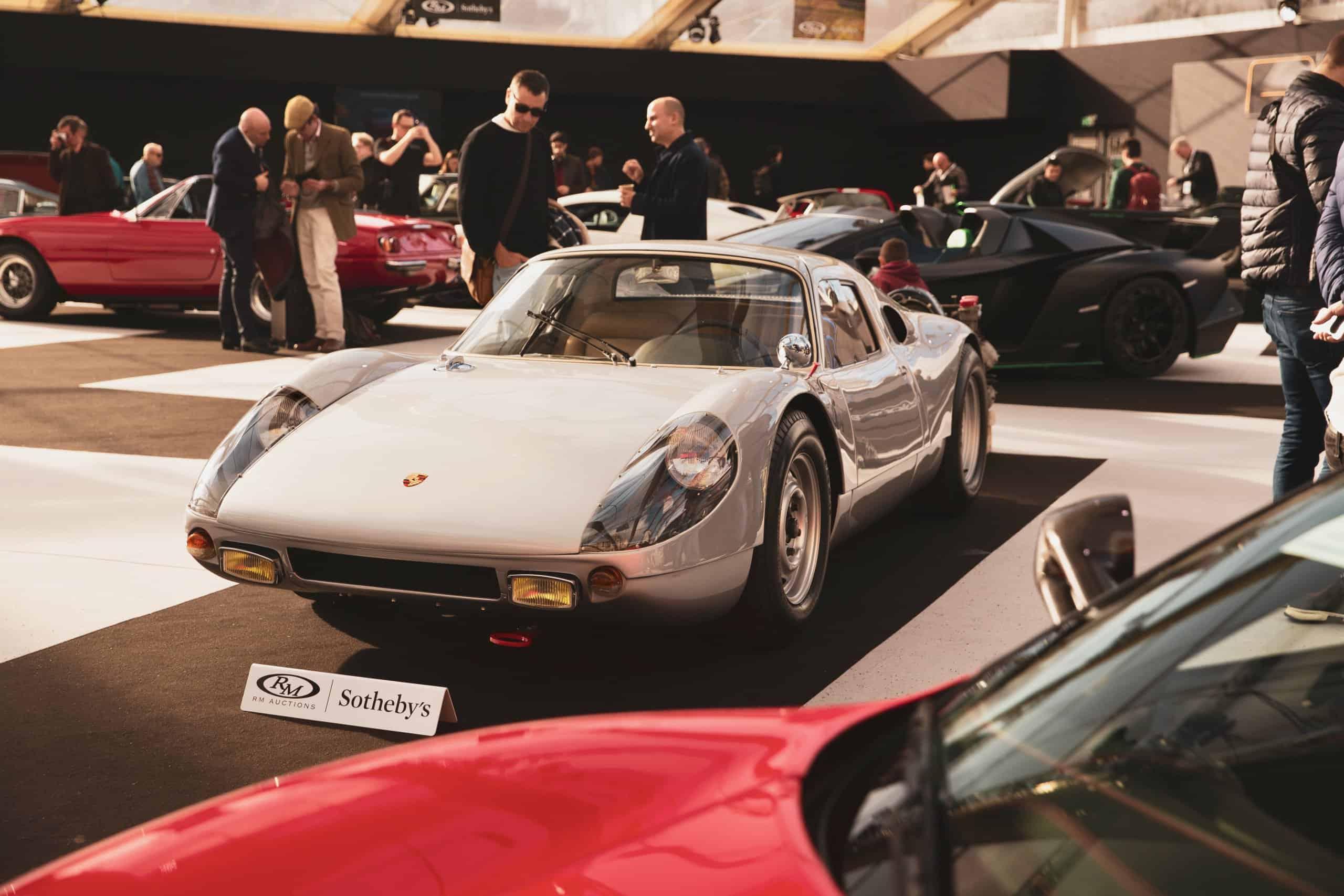 Retromobile auction, Mid-century sports cars dominate RM Sotheby's Paris auction, ClassicCars.com Journal