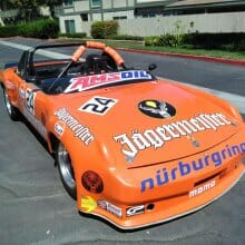 Featured listing: Track Ready – 1972 Porsche 914