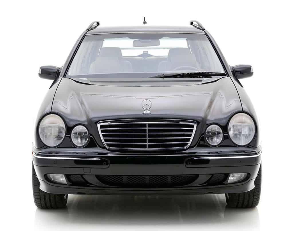 Mercedes pickup truck, One-off wonder: Mercedes wagon becomes pickup truck, ClassicCars.com Journal