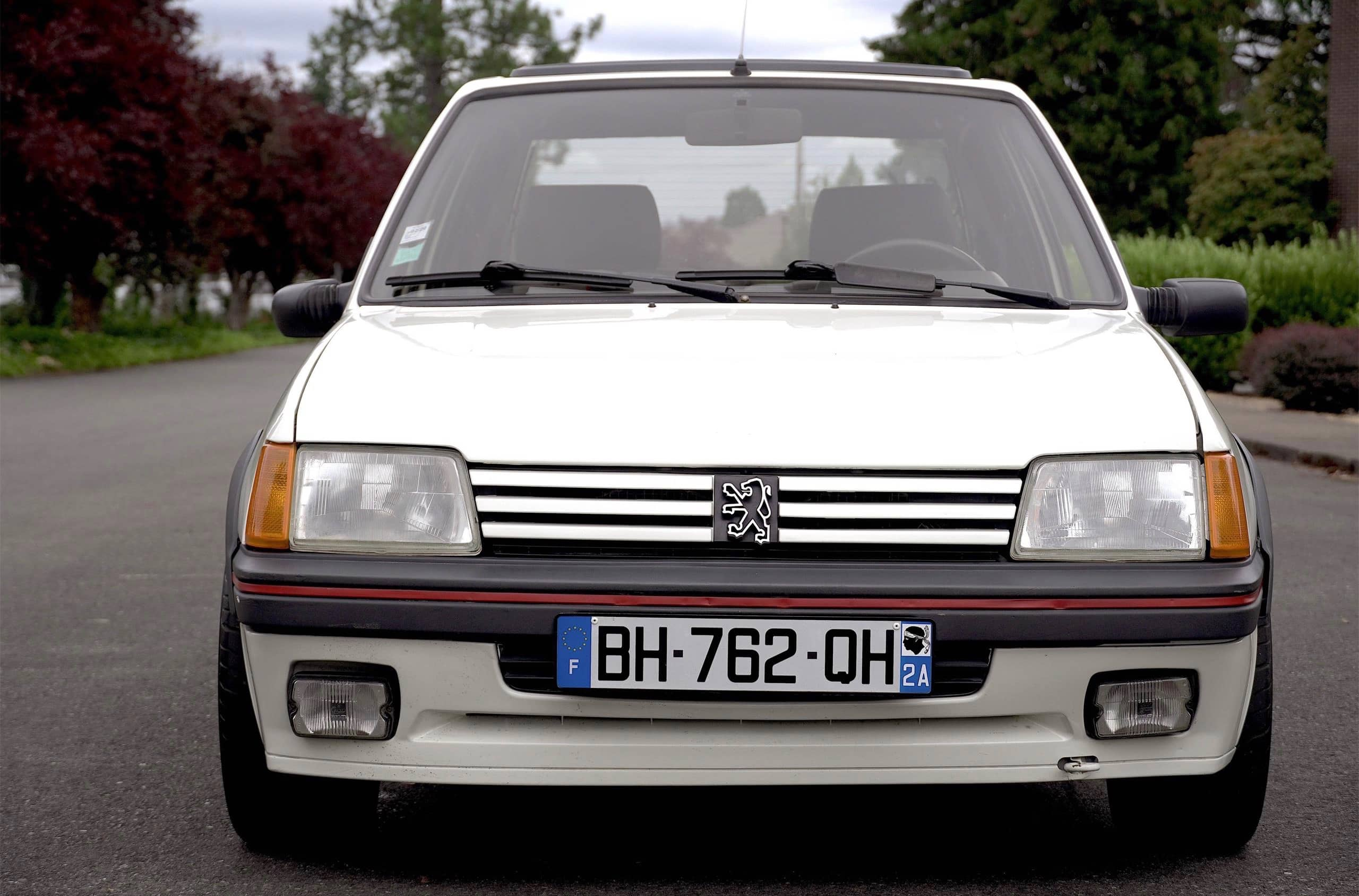 1988 Peugeot 205 GTi, Volkswagen wasn't the only company making a wonderful GTi, ClassicCars.com Journal