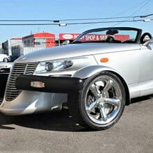 Factory street rod Plymouth Prowler