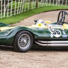 1956 Lister-Maserati sports racer tops Bonhams sale