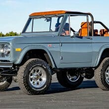 I don't understand the prices being asked for old Ford Broncos