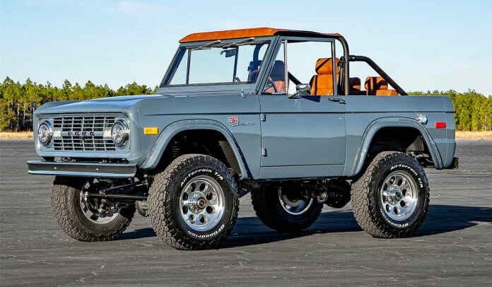 I Don T Understand The Prices Being Asked For Old Ford Broncos