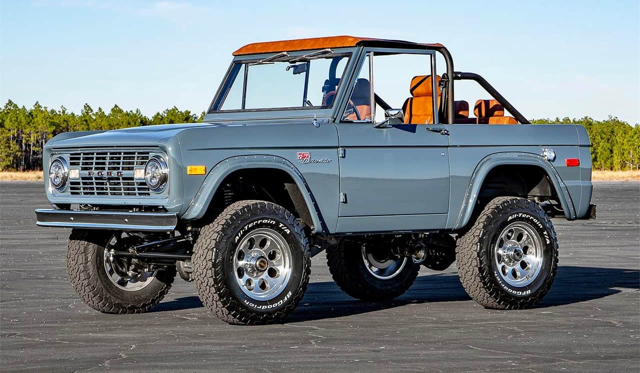 I Don T Understand The Prices Being Asked For Old Ford Broncos Classiccars Com Journal