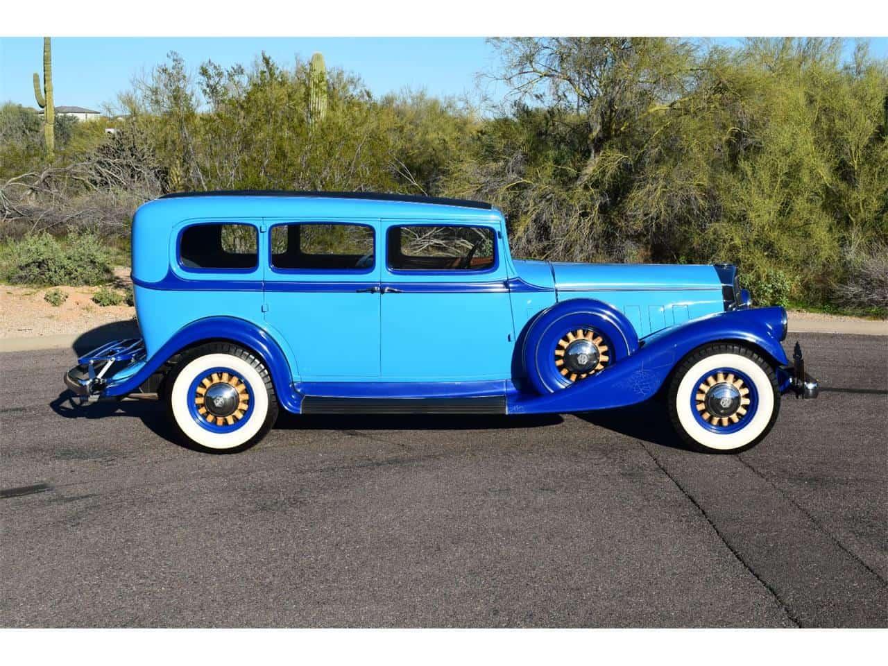 1933 Pierce-Arrow Model 836