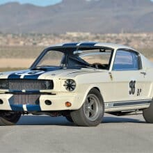 First 1965 Shelby GT350R race car announced for Mecum auction