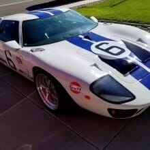 A 1966 Ford GT40 for $124,999?