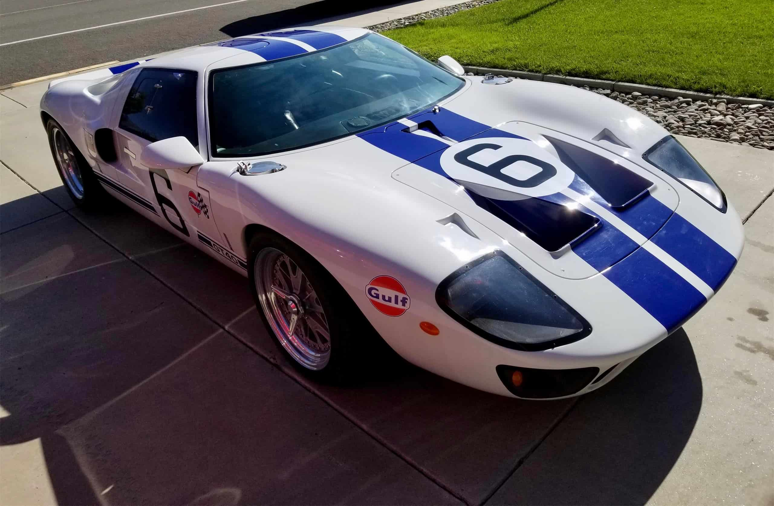 A 1966 Ford GT40 for $124,999? | ClassicCars.com Journal