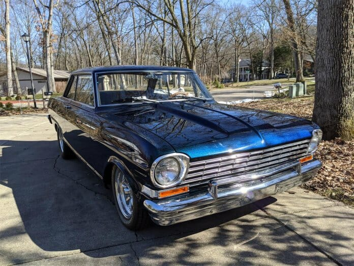 1963 Chevy ll Nova SS