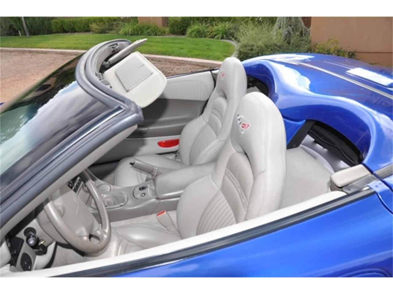 2004 Commemorative Edition Corvette