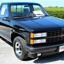 'Brand-new' 1990 Chevrolet SS 454 pickup still in its dealer wrap