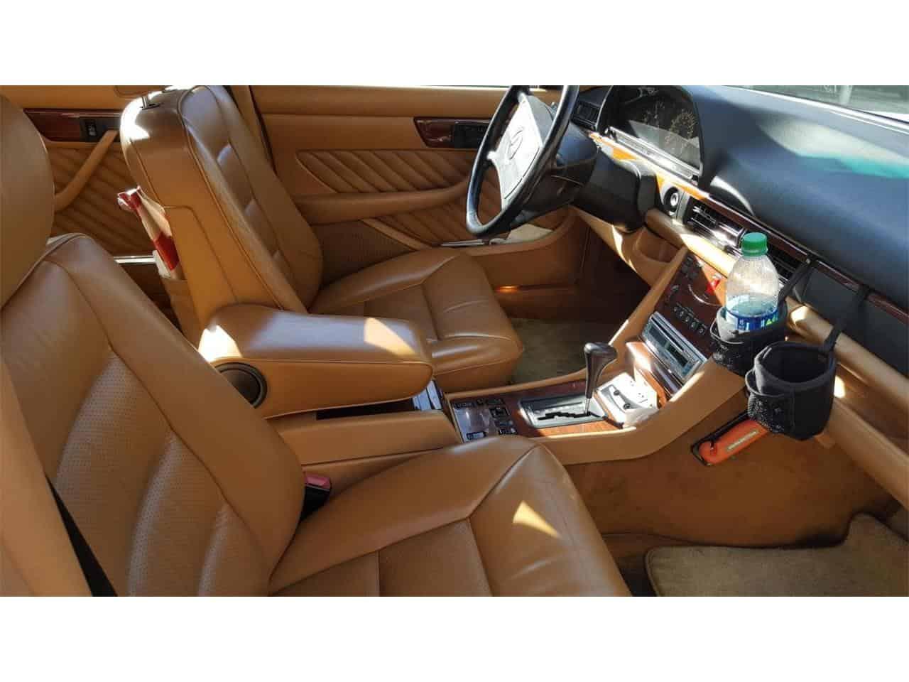 1991 Mercedes-Benz 350SD