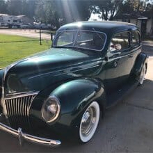 Featured listing: Not Your Standard Ford – 1939 De Luxe Ford