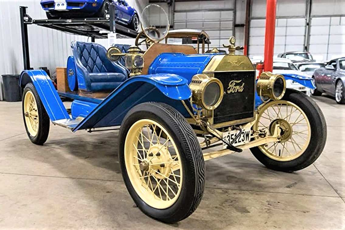 Brass Era cool, 1914 Ford Model T Speedster ready to goClassicCars.com Journal