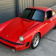 Pick of the Day: 1983 Porsche 911SC comes with complete owner history