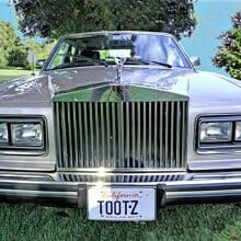 Sublime isolation, 1984 Rolls-Royce Silver Spur to whisk you away