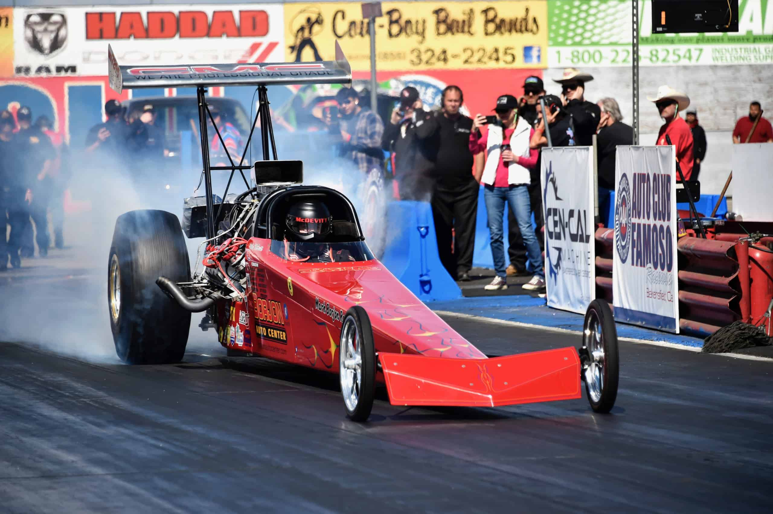"""March Meet drag racing, """"C'mon Baby, Let 'Good Vibrations' Roll"""", ClassicCars.com Journal"""