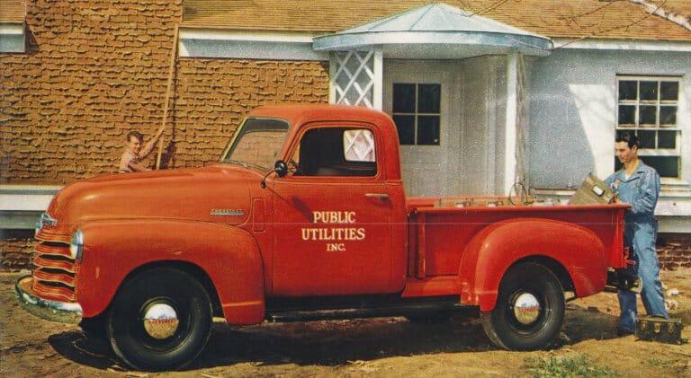 Ford F-1 bonus built: The first modern half-ton pickup truck