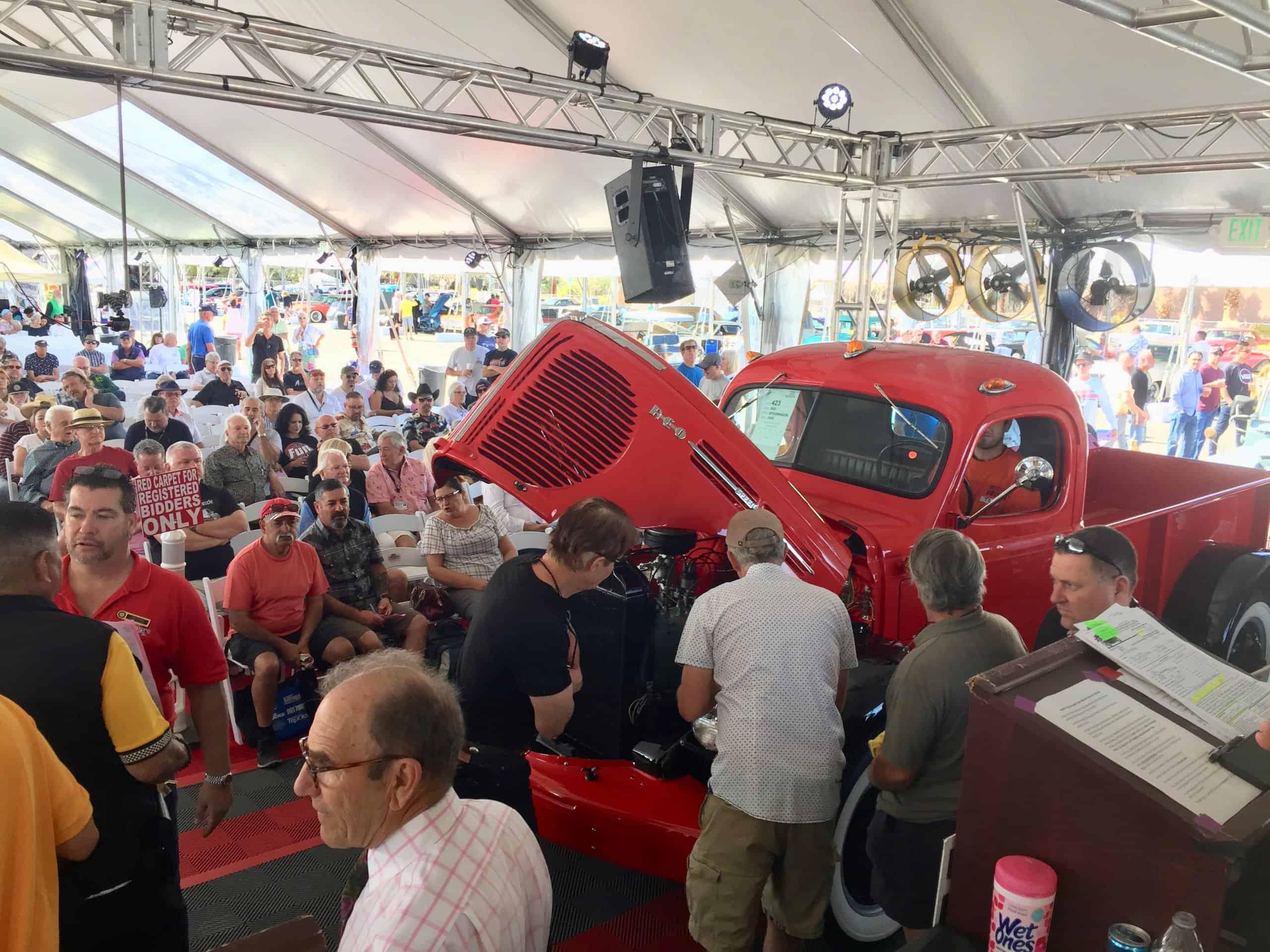 '65 Porsche 356 cabriolet tops McCormick's spring sale
