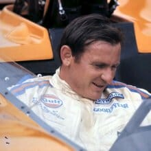 50 years after his death, a hip-hip-hurrah for Bruce McLaren