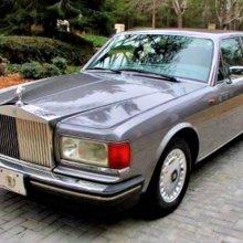 Classy, low-mileage 1994 Rolls-Royce Silver Spur III