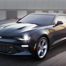 Driven: 2020 Chevrolet Camaro 2SS. Heritage, speed and comfort