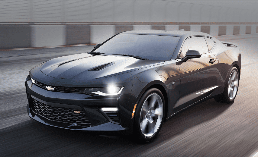 Driven 2020 Chevrolet Camaro 2ss Heritage Speed And Comfort