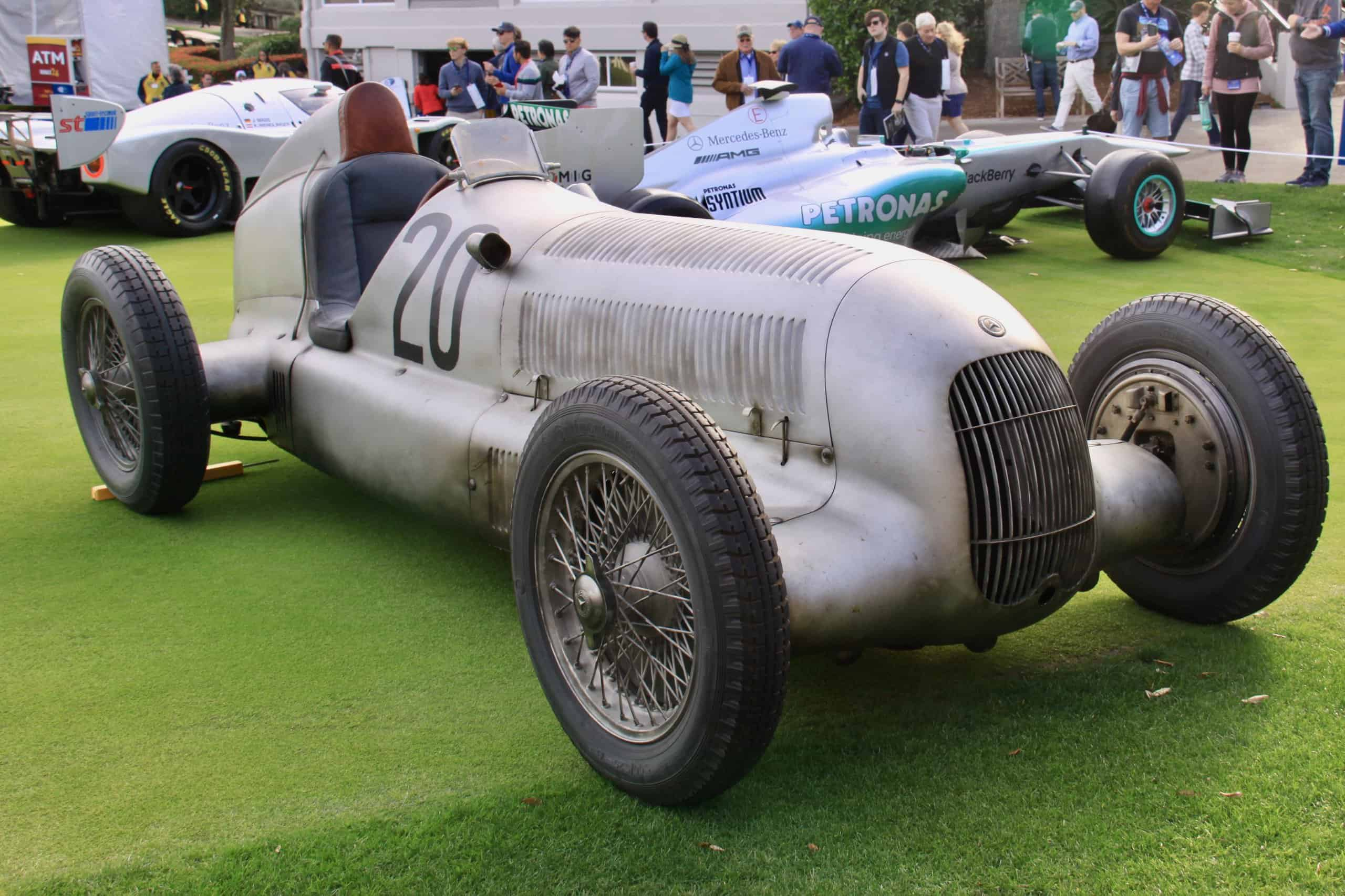 In Year 25, the racing heart of the Amelia Island Concours still beats strong