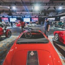 Auction houses report final Amelia Island sales figures