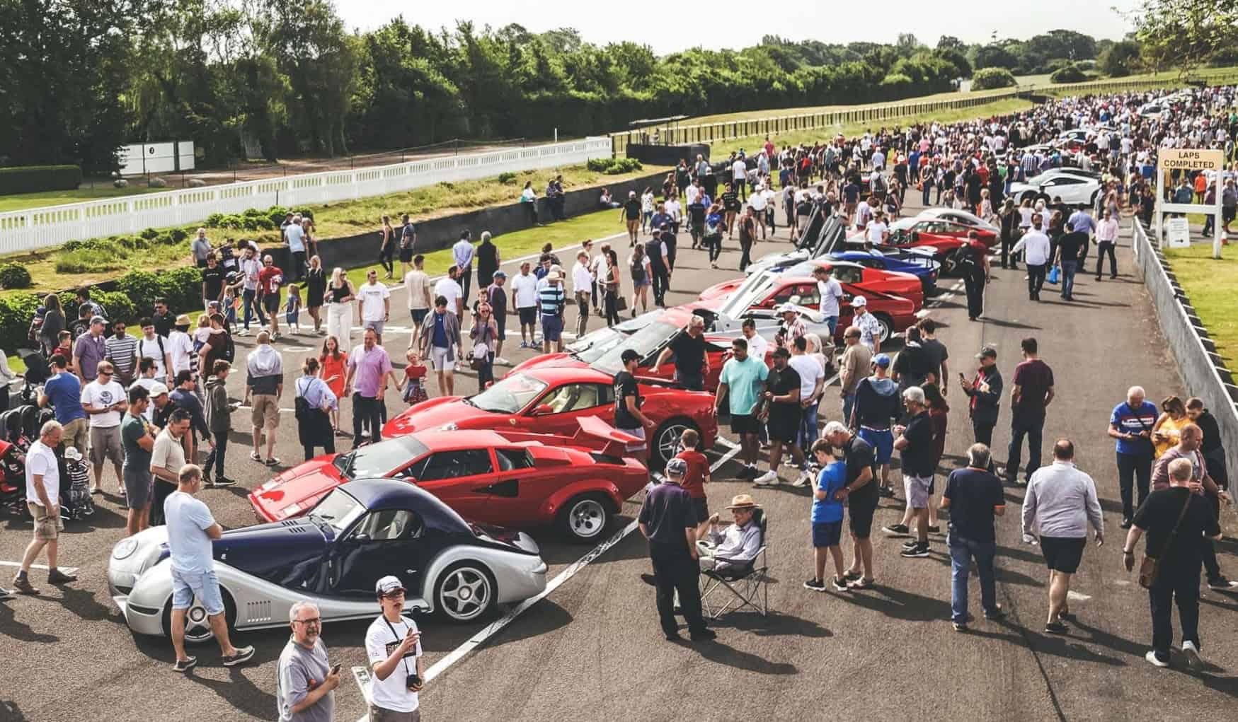 Collector car shows, Scuderia SW beats its own charity deadline, Goodguys link with college, ClassicCars.com Journal