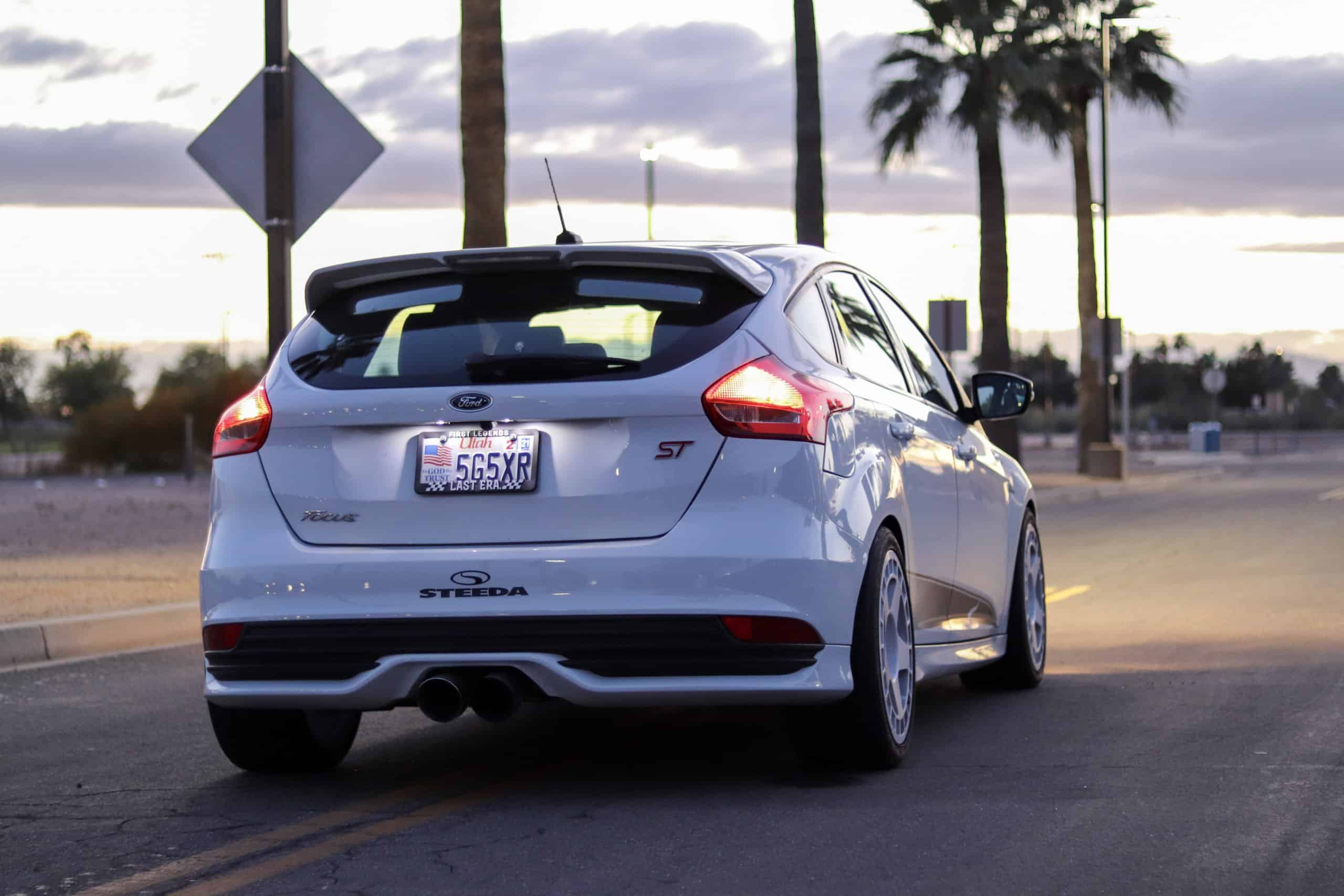 Customized Ford Focus ST comes full circle