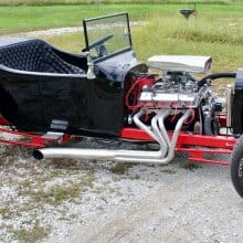 '23 Ford hot rod and last of the Fox-body Mustangs sought in March Marketplace searches