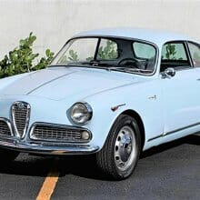 Pick of the Day: 1960 Alfa Romeo Sprint in decent driver condition