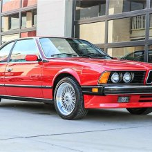 Pick of the Day: Fast, attractive 1988 BMW M6 sports coupe
