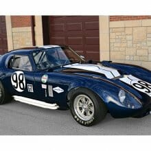 Featured listing: 1965 Shelby Daytona Coupe (Factory Five reproduction)